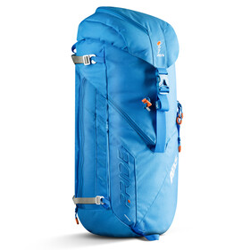 ABS P.RIDE Zip-On 45+5 - Sac avalanche - bleu